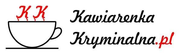 Logo portalu Kawiarenka Kryminalna/design-Damian Matyszczak